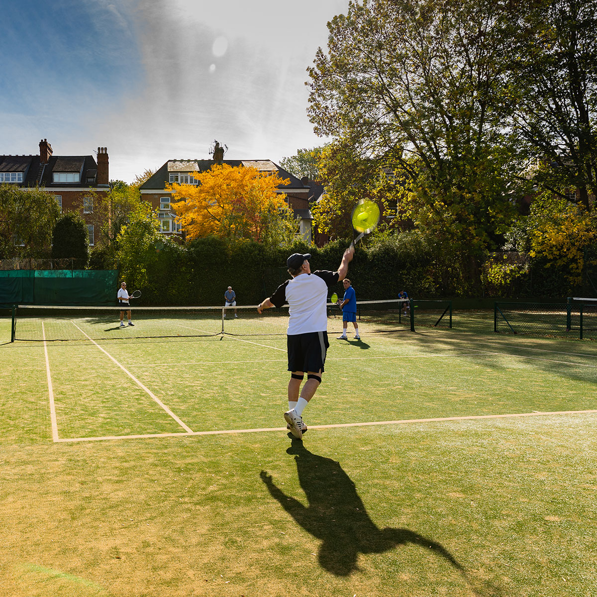 Coolhurst Tennis & Squash Club